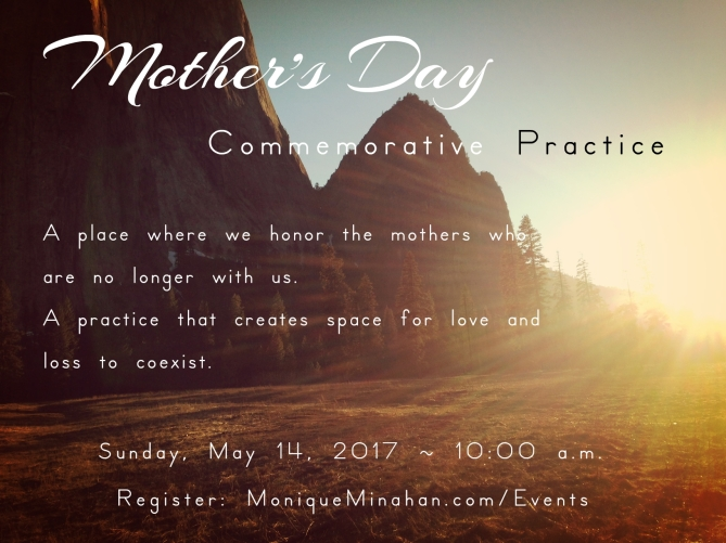 Mother's Day Flier 2017